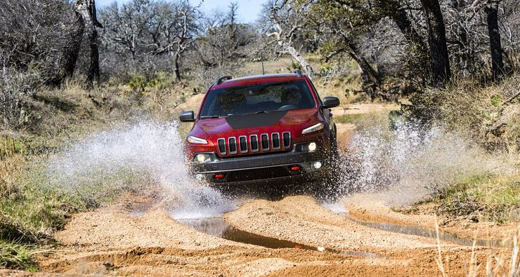 Jeep Cherokee. Фото с сайта flickr.com/revistadelmotor