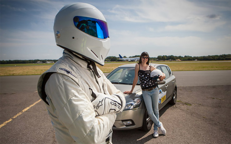 Top Gear Track Experience