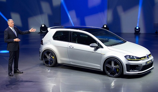 Volkswagen Golf R 400 (2014)
